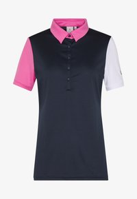Cross Sportswear - SALLY - Koszulka polo - navy - 4