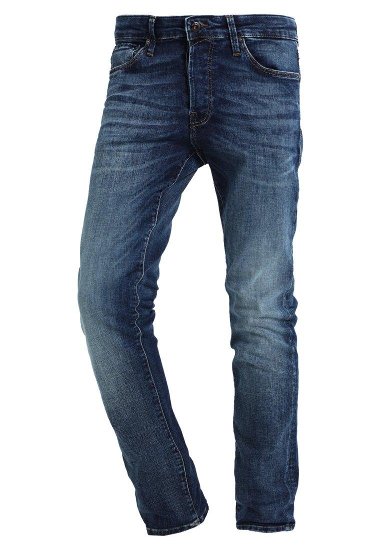 Uomo JJIGLENN JJICON - Jeans slim fit