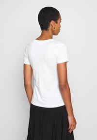 Calvin Klein - 2 PACK - Triko spotiskem - black/white - 3