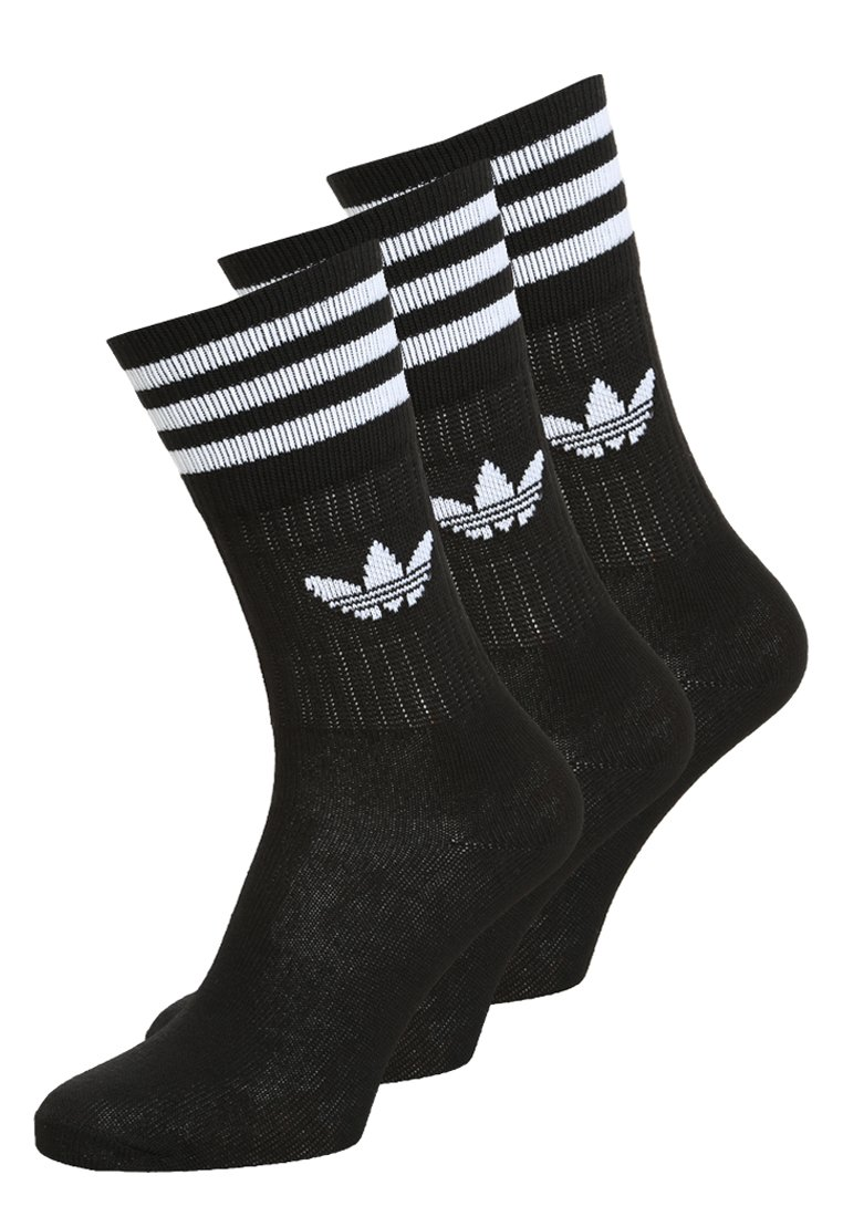 Femme SOLID CREW UNISEX 3 PACK - Chaussettes