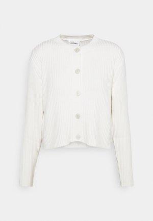 PAMELA CARDIGAN - Cardigan - white light