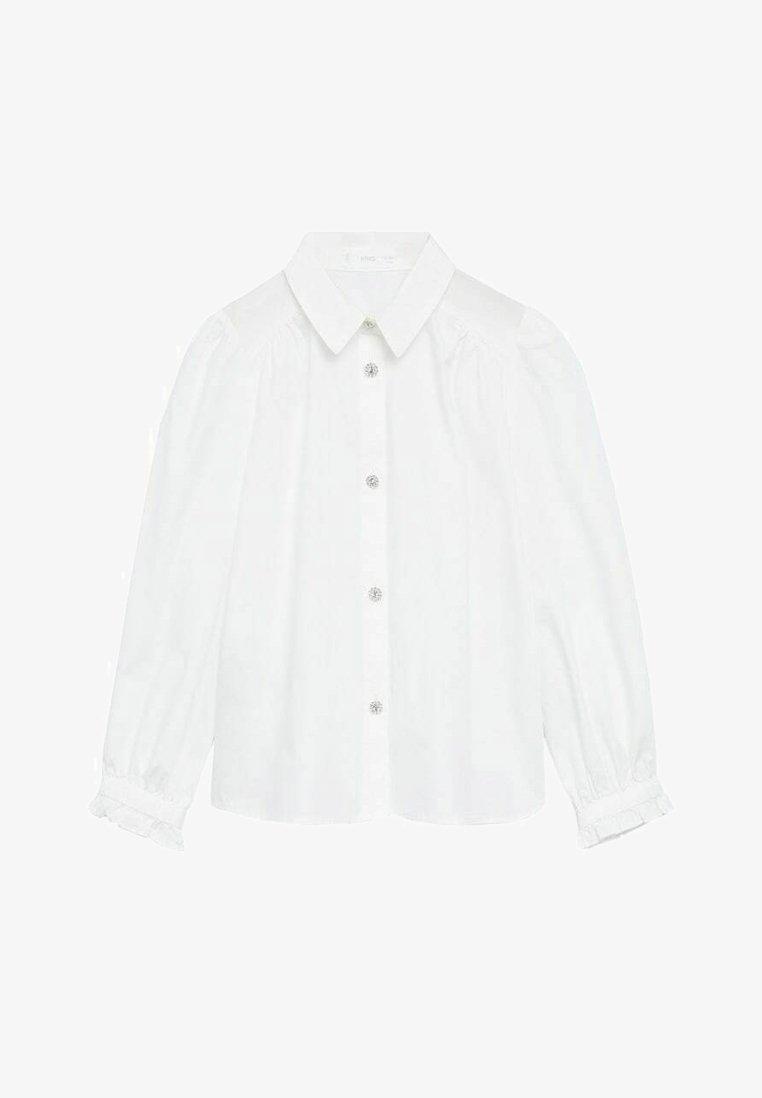 Mango - NILE - Button-down blouse - gebroken wit