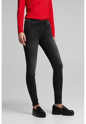 Jeans Skinny Fit - black medium washed