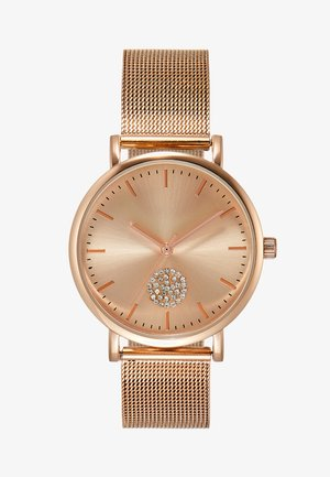 Uhr - rose gold-coloured