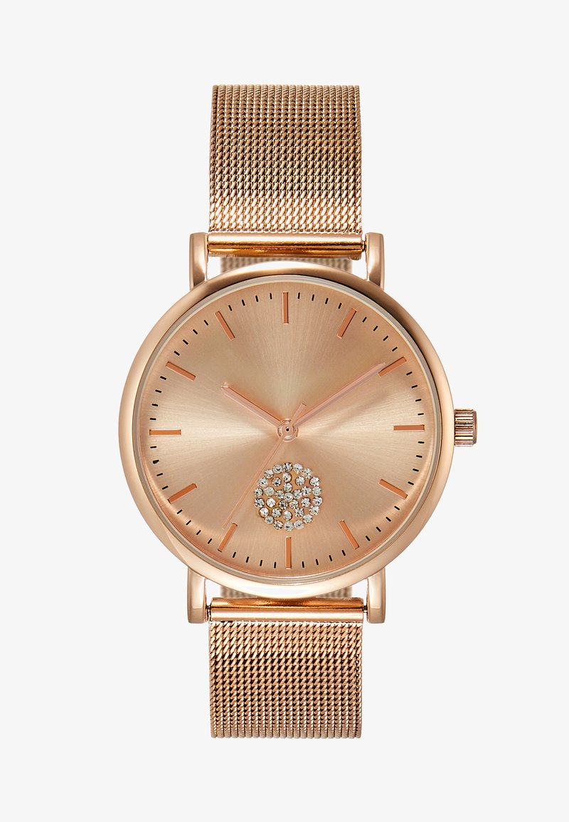 Anna Field - Klocka - rose gold-coloured