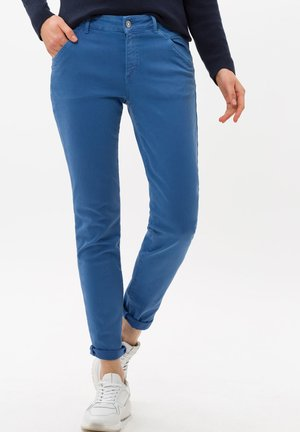 SHAKIRA - Jean slim - clean light blue