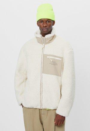 MIT LAMMFELLIMITAT - Summer jacket - beige