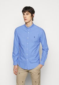 Polo Ralph Lauren - LONG SLEEVE SPORT SHIRT - Shirt - harbor island blu - 0