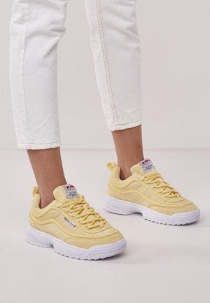 Sneakersy niskie - yellow
