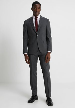 SLIM FIT SUIT - Puku - grey