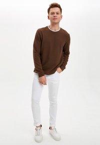 DeFacto - Sweatshirt - brown - 1