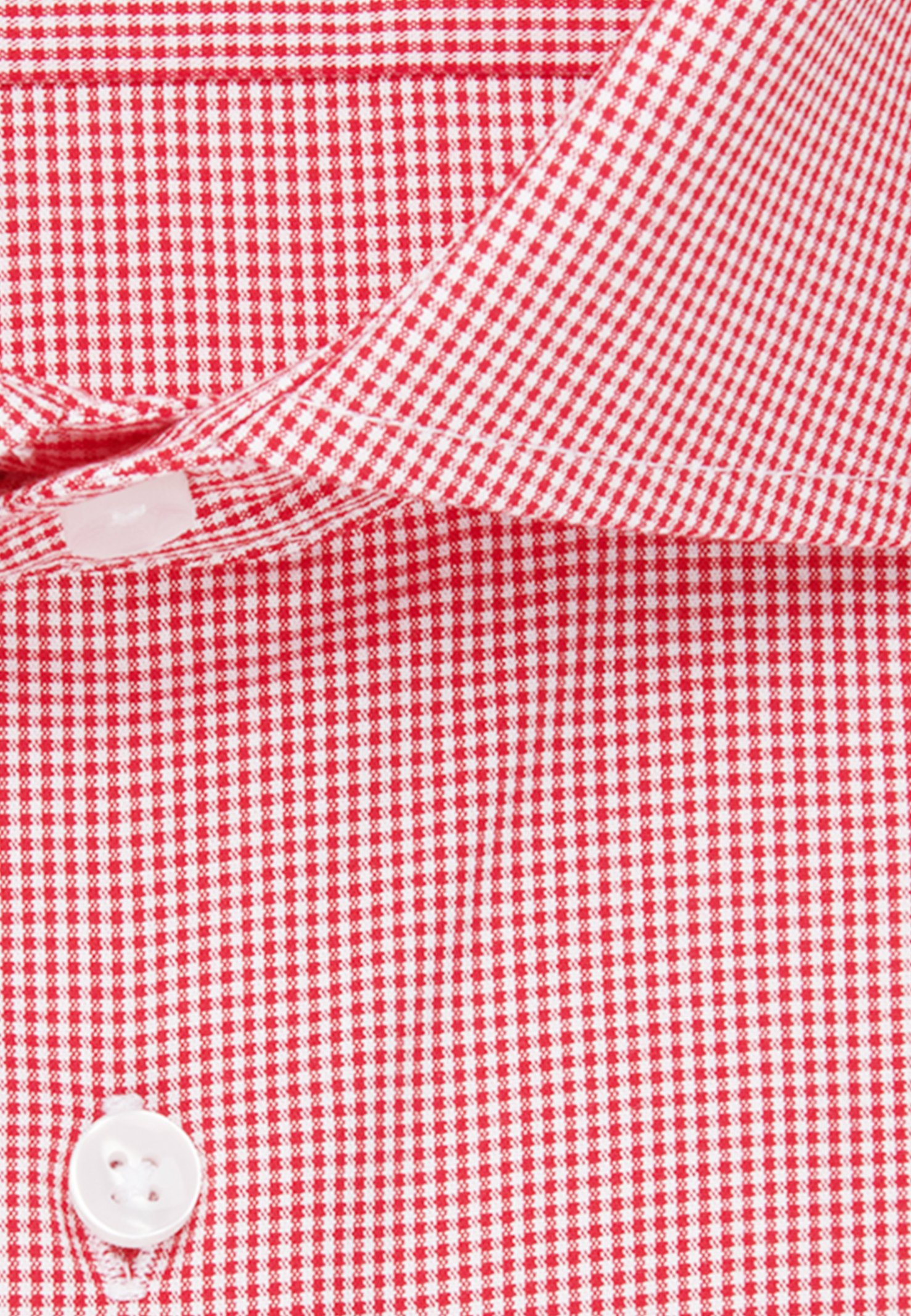 Seidensticker SHAPED FIT - Chemise - red