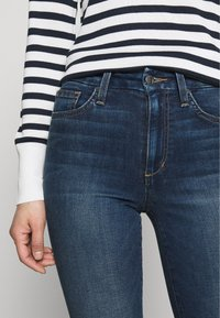 Joe's Jeans - HI HONEY - Bootcut jeans - dark-blue denim - 3