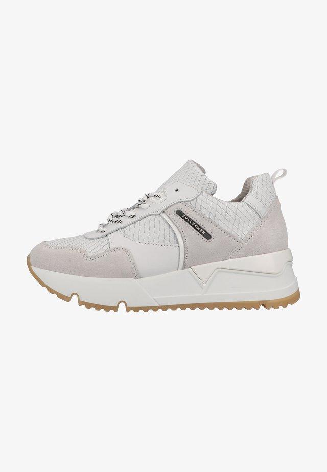 Sneakersy niskie - white whwh