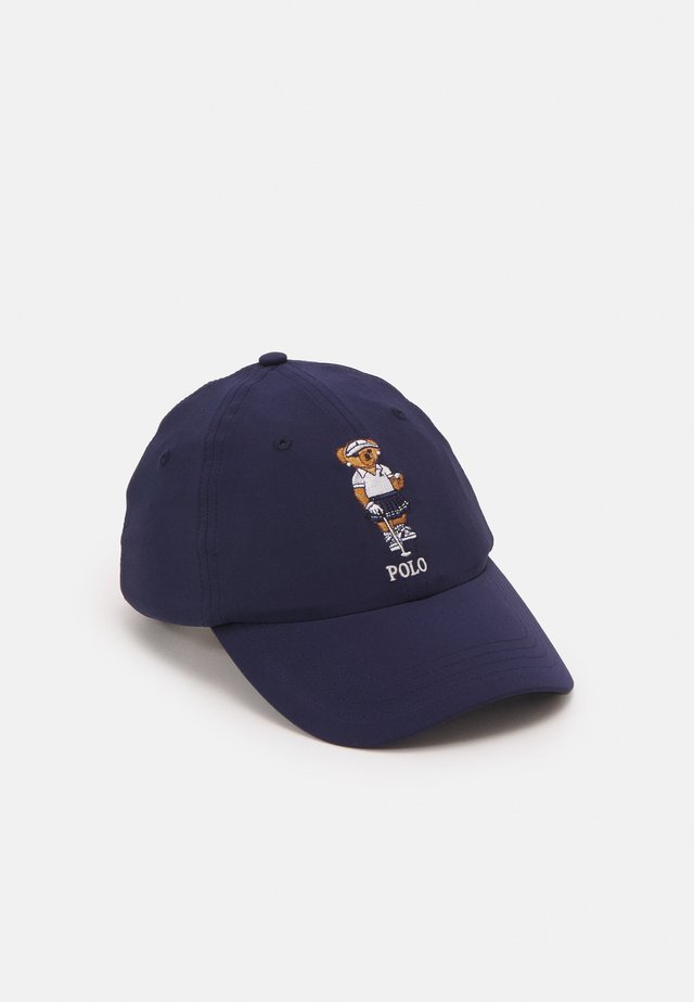 BEAR HAT - Lippalakki - french navy
