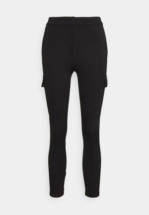 VMAIDY  - Trousers - black