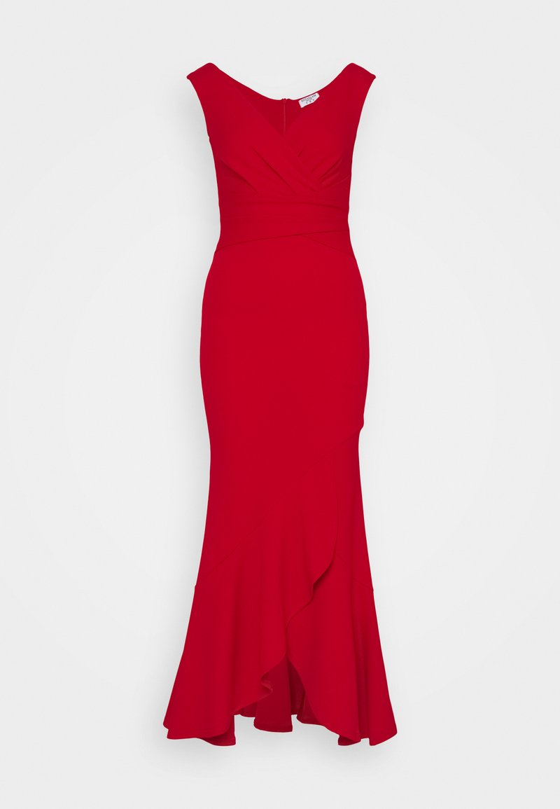 SISTA GLAM PETITE - TOPAZ - Společenské šaty - red