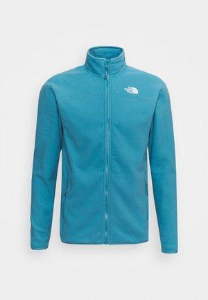 GLACIER FULL ZIP - Fleece jacket - storm blue