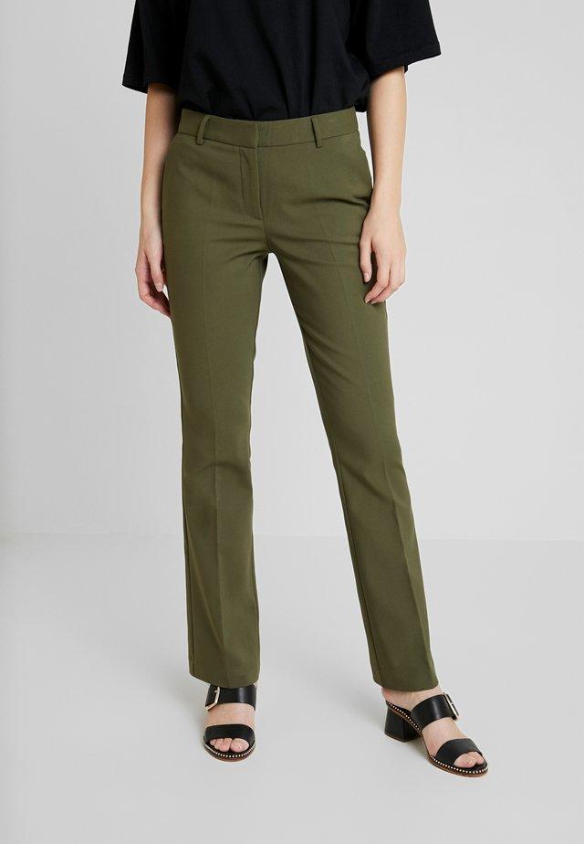 Kalhoty - olive