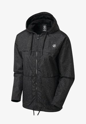 DEVIATION - Waterproof jacket - black