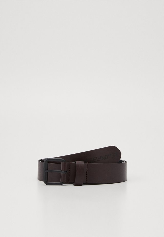 B-COPY BELT - Pásek - seal brown