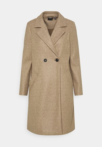 VMFORTUNEADDIE JACKET - Classic coat - sepia tint melange