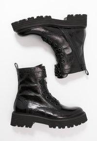Kennel + Schmenger - POWER - Platform ankle boots - schwarz - 3