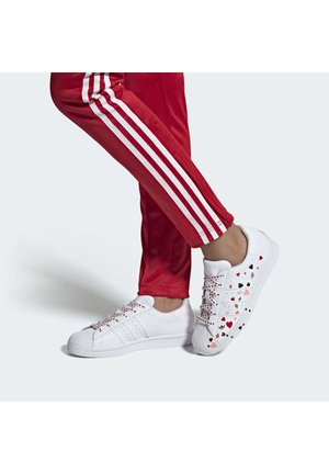 2020-02-01 SUPERSTAR  SHOES - Sneakers basse - white