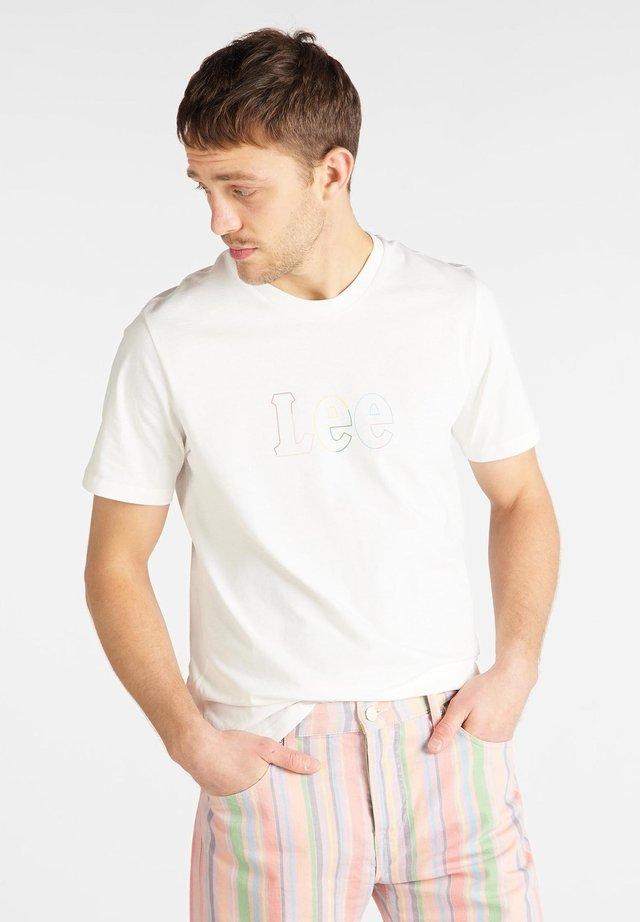 T-shirt basique - white canvas