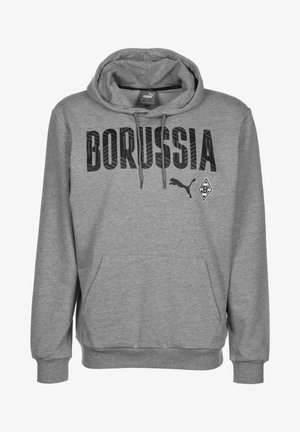 Squadra - medium gray heather / black