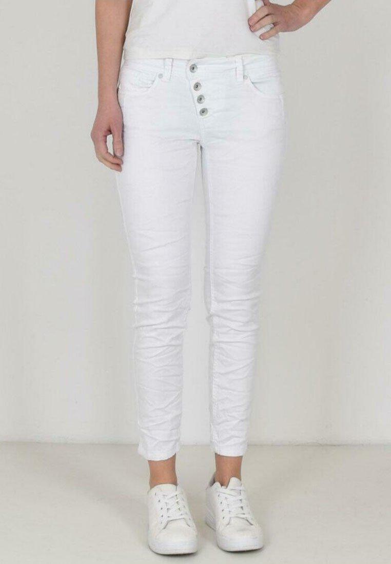 Buena Vista - Slim fit jeans - white