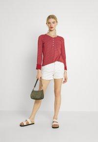 Ragwear - PINCH - Long sleeved top - chili red - 1