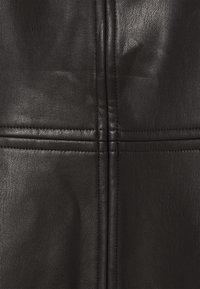 Kaffe - KAEDLYN SKIRT - A-line skirt - black deep - 2