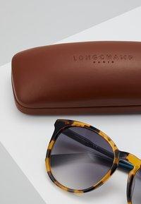 Longchamp - Solbriller - vintage havana/petrol - 2