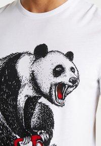 Pier One - T-shirts print - white - 4