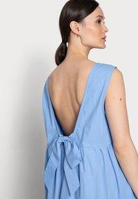 Love Copenhagen - WILSKA DRESS - Maxi dress - bel air blue - 3