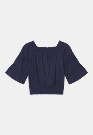 LENY - Blouse - dark blue