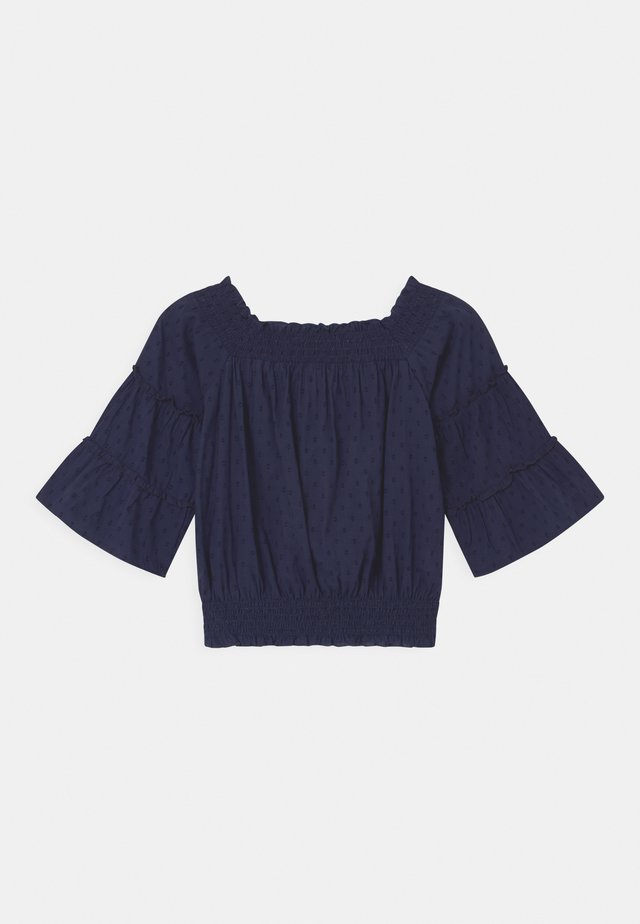 LENY - Blouse - dark blue