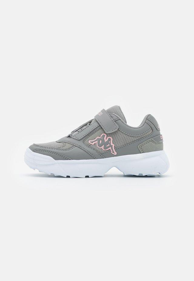 KRYPTON UNISEX - Chaussures d'entraînement et de fitness - grey/rosé