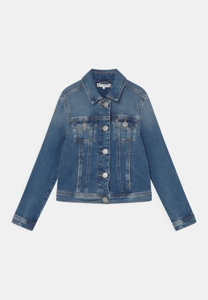 REGULAR TRUCKER - Denim jacket - blue denim