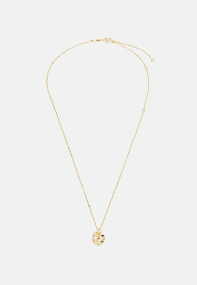 PDPAOLA - ZODIAC SIGN - Necklace - gold-coloured
