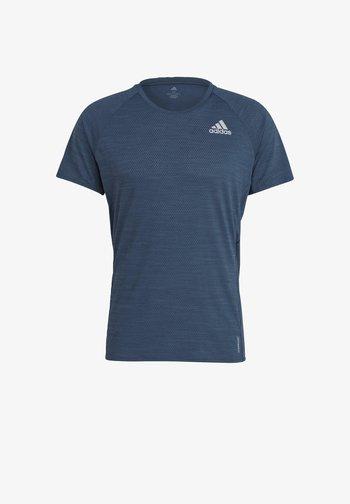 RUNNER T-SHIRT - T-shirts print - blue