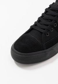 HUF - HUPPER 2 - Sneakersy niskie - black - 5