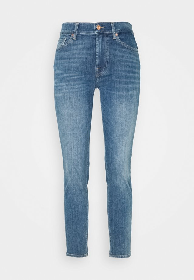 ROXANNE ANKLE REASON - Jeans Skinny - light blue