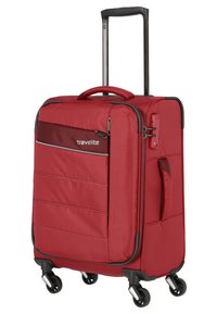 Travelite - KITE  - Wheeled suitcase - red - 2