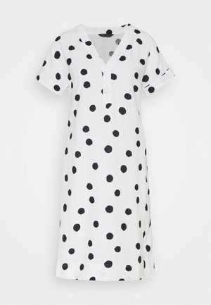 SPOT SHIFT - Freizeitkleid - off-white