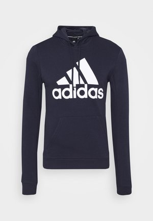 ESSENTIALS SPORTS INSPIRED HOODED - Sweat à capuche - legend ink