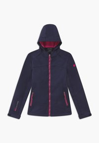 Killtec - LYNGE GRLS - Soft shell jacket - dunkelnavy - 0