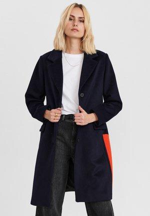 Klassinen takki - dark grey mel