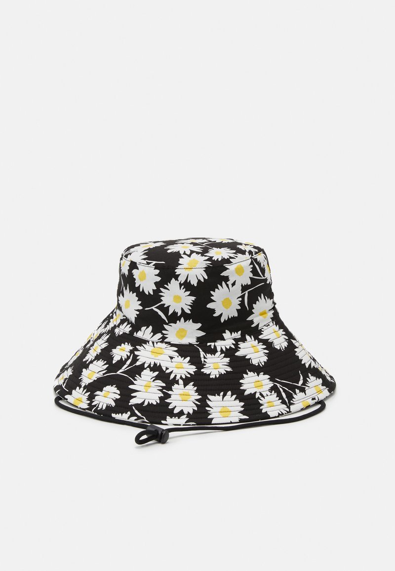 Topshop - DAISY PRINT WIDE BUCKET HAT - Hat - multi-coloured
